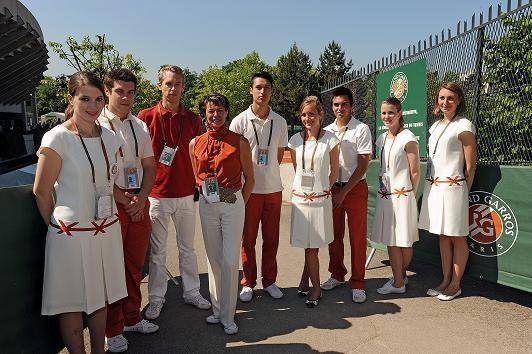 L''agence Mahola accompagne l'édition 2012 de Roland-Garros !