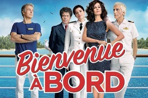 Gagnez vos CD BO Bienvenue à Bord sur Casting.fr