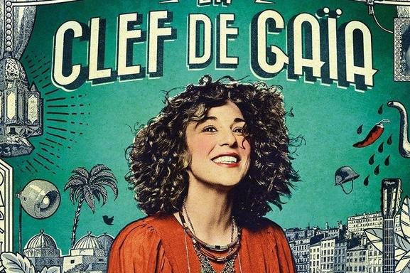 « La Clef de Gaïa », spectacle musical autour des racines et des souvenirs de Lina Lamara au Théâtre des Mathurins