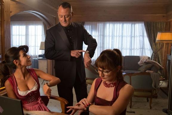 """Gangster au grand cœur, retrouvez Jean Reno pour un braquage en famille dans le film: """"Mes trésors"""""""