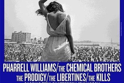Pharrell Williams sur scène parmis tant d'autres, casting.fr vous offre des invitations pour le Big Festival!