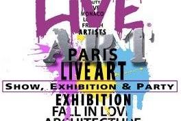 """CASTING Mannequins : pour évènement """"LIVE ART"""" le 24 avril en partenariat avec Casting.fr !"""