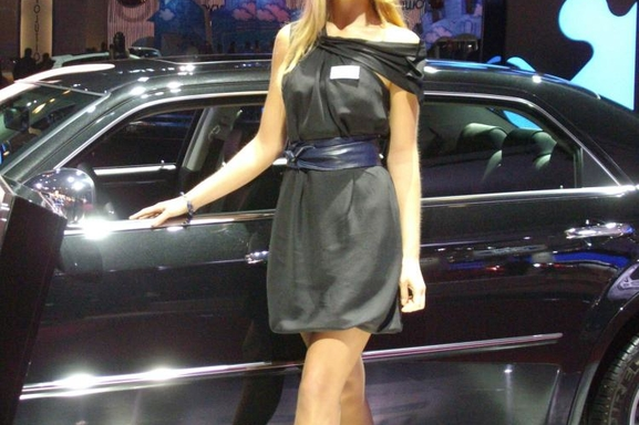 France Prestige -200 hôtes(ses) pour le Mondial de l'Automobile