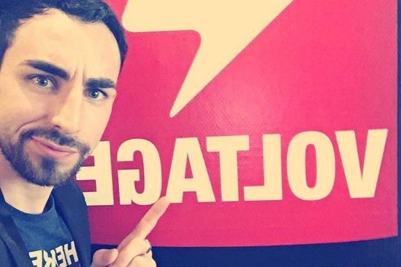 Casting.fr en coulisse chez Voltage accueilli par le célèbre Jordan de Luxe et son équipe