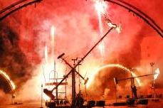 La Défense Tours Circus ! Festival des arts de la rue le 6-7-8 septembre 2012