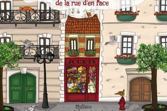 Les contes de la petite boutique de la rue d'en face : personnalise les livres de vos enfants avec leur prénom