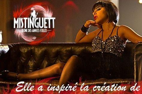 """le showcase """"Mistinguett, Reine des années folles"""" avec Carmen Maria Vega pour vous en exclu"""