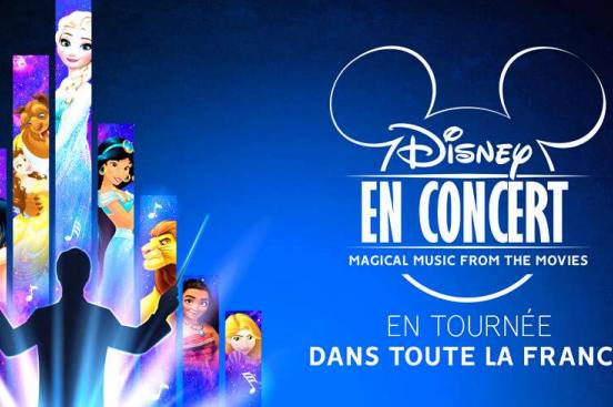 Revivre ses années Disney le temps d'une soirée, Casting.fr vous en offre l'occasion lors du Ciné-Concert Disney au Grand Palais des Sports