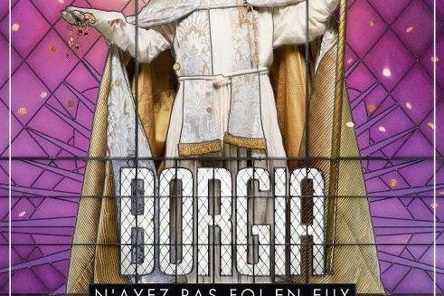 La BO de Borgia dans les bacs !