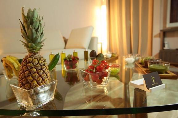 L'institut de beauté JK Beauty Beldi vous propose des soins à base de fruits et légumes 100% bio