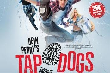 Tap Dogs, un spectacle hors norme rythmé et fascinant !
