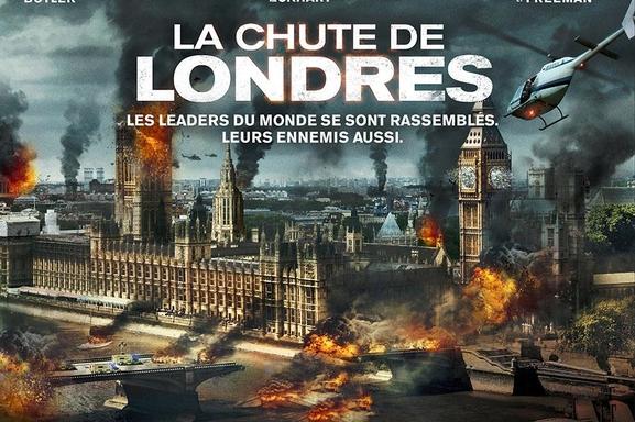 """Casting.fr vous offre des places pour aller voir le film: """"La chute de londres"""""""