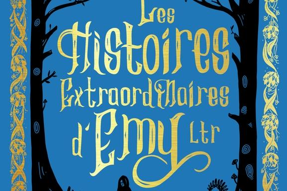 """Emy Ltr, comédienne, présente son second livre """"Les histoires extraordinaires d'Emy Ltr"""", plongez dans son univers extra et si peu ordinaire!"""