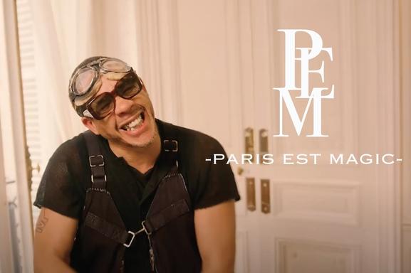 """A l'instar de Jay-Z et Alicia Keys avec """"New-York State of Mind"""", désormais Paris a son hymne grâce à Sully Sefil et Joey Starr!"""