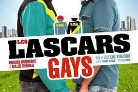 Les Lascars Gays actuellement à La Grande Comédie à Paris !