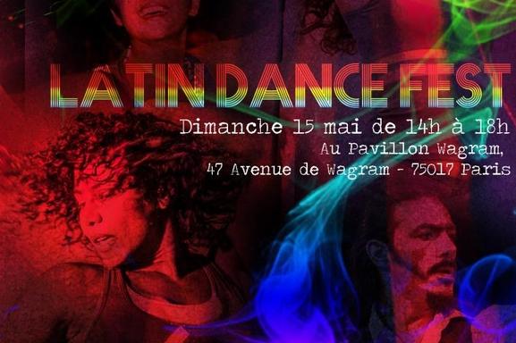 Latin Dance Fest, une après-midi aux rythmes latino à faire aboslument avec les 4 meilleurs professeurs du moment