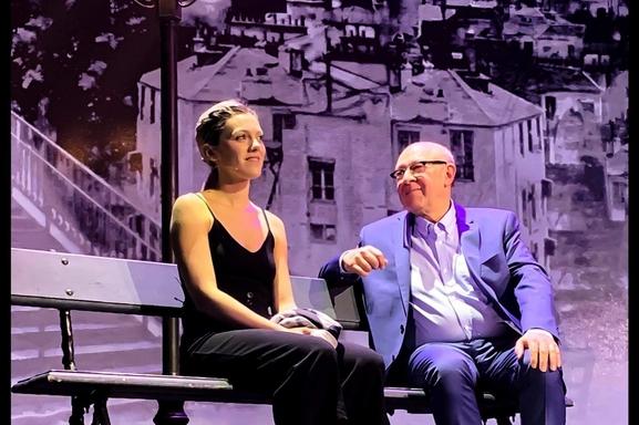 """Anaïs Delva, célèbre voix, artiste passionnée incarne Edith Piaf dans """"I Love Piaf"""" de Jacques Pressis au Théâtre de la Tour Eiffel, un bijou à voir"""
