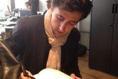 Valentin Spitz écrivain, journaliste, chroniqueur nous parle de son livre!