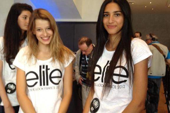 Casting National du concours Elite Model Look France 2012 avec Casting.fr !