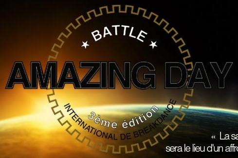 Battle international AMAZING DAY, l'évènement danse hip hop à ne pas louper !
