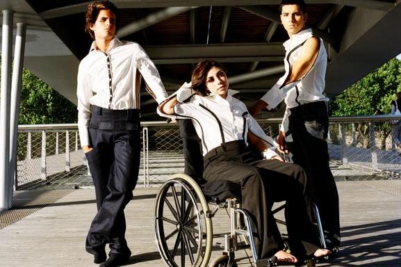 Casting.fr vous invite au défilé de la marque qui combine mode et handicap: A&K Classics