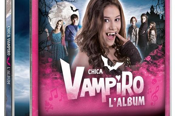 Chica Vampiro l'album événement qui réjouira tous les fans
