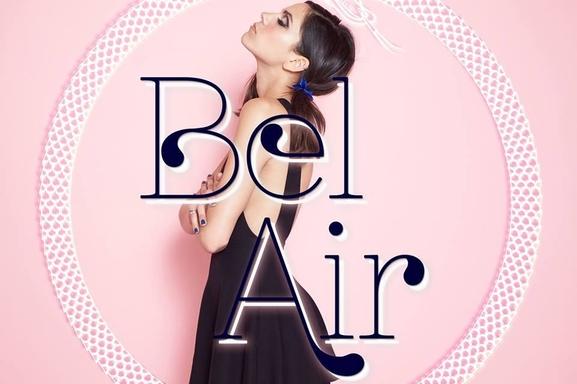 Sorel, chanteur, vous connaissez! Aujourd'hui il nous présente son duo avec Julia Ferrara: Bel Air