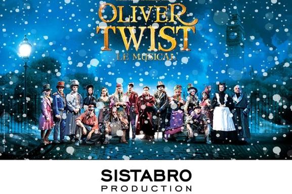 """"""" Oliver Twist """" vous émerveillera dans son nouveau spectacle musicale"""