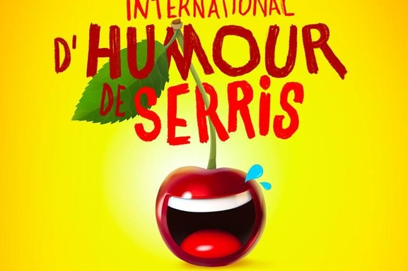 Incroyable programme pour Le Festival International d'Humour de Serris à La ferme des communes du 17 au 19 Mai 2019 ! Gagnez vos places !