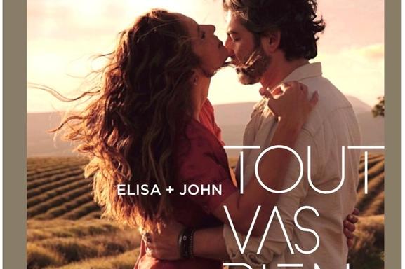 Elisa Tovati et John Mamann organise une rencontre le 23 juin au Cours Anna à 16H00 et on vous offre des places!