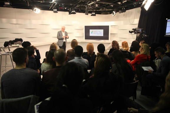 """Invitation gratuite pour LA master class """"Préparation à un casting télé"""" organisée par Casting.fr et Ricard Joffo en personne..."""