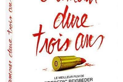 """Remportez des DVD du film """" L'Amour dure trois ans """" !"""