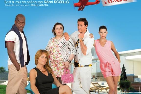Une comédie enlevée et très drôle pleine de rebondissements avec Welcome à St Tropez