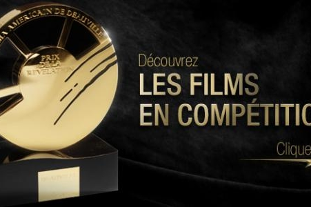 La sélection de la 38ème édition du Festival de Deauville !