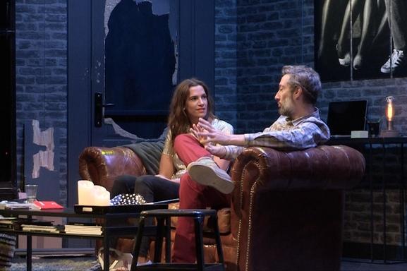 """Casting.fr vous invite au théâtre de la Gaieté Montparnasse pour la pièce """"Merci pour le bruit"""" avec Charlotte Gabris et Vincent Desagnat !"""