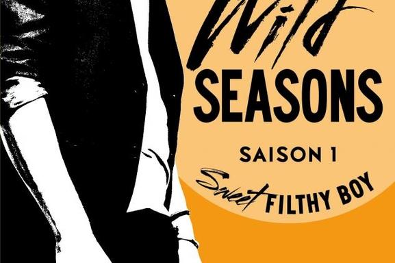 Après Beautiul Bastard, Christina Lauren revient avec la saga Wild Seasons