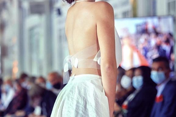 Fashion Night Couture a fêté son dixième anniversaire au Salon des Miroirs, Casting.fr était présent pour ce moment magique