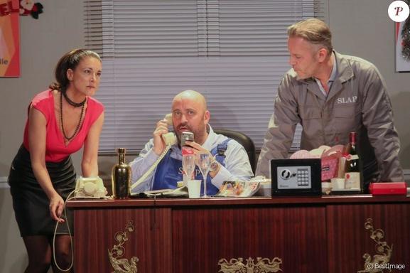 """Une soirée explosive pour Jean-Michel Maire et Marion Dumas dans la comédie hilarante """"Le Réveillon"""", demandez vos places sur Casting.fr"""