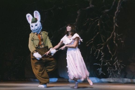 Chantal Goya, de retour sur la scène du palais des congrès pour deux dates exceptionnelles !