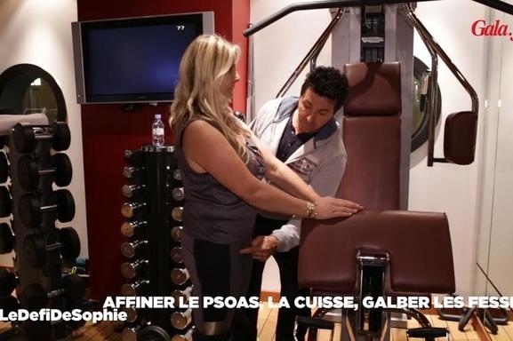 Sophie Favier en régime express, suivez son challenge sur casting.fr