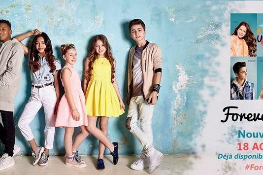 Kids United en showcase le 6 septembre au Casino de Paris, Casting.fr vous offre vos places !
