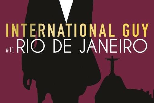 International Guy à Rio de Janeiro pour le 11ème tome du best-seller d'Audrey Carlan ! Gagnez votre exemplaire avec notre jeu concours