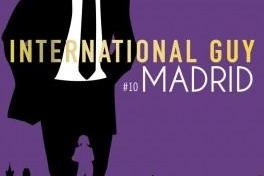 International Guy #10 à Madrid ! On vous offre le Tome 10 de Audrey Carlan avec notre jeu concours
