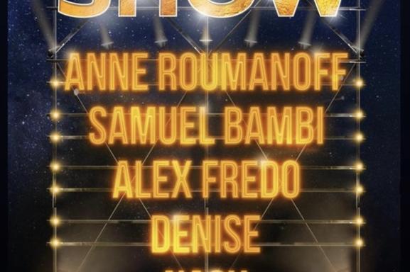 Talent Show s'installe au Théâtre Naldini, le nouveau lieu incontournable du stand-up !