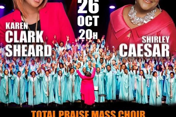 Samedi 26 Octobre 2019, Casting.fr vous invite au Gospel Festival de Paris !