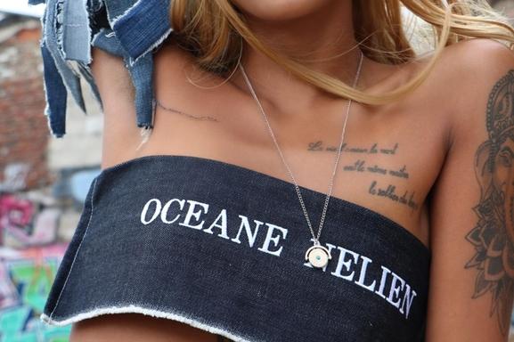Océane Nelien, styliste et créatrice de la marque ON, ce petit bout de femme démocratise la mode et lance son défilé à la rentrée, elle recherche des mannequins!
