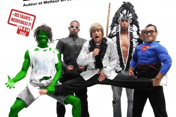 Découvrez le nouveau spectacle des Drôles De Mecs !