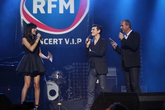 Reportage photo pour l'anniversaire des 32 ans de la radio RFM aux Folie Bergère !