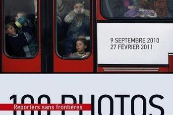 Reporters Sans Frontières: derniers jours au Petit Palais