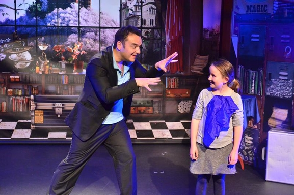 Découvrez le nouveau spectacle: L'école Des Magiciens, pour gagner des places sur casting.fr